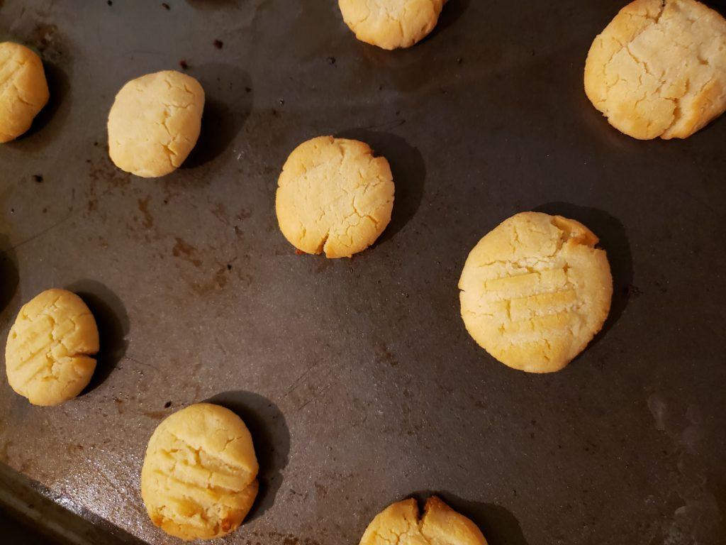 Gluten-free Short Bread Cookies