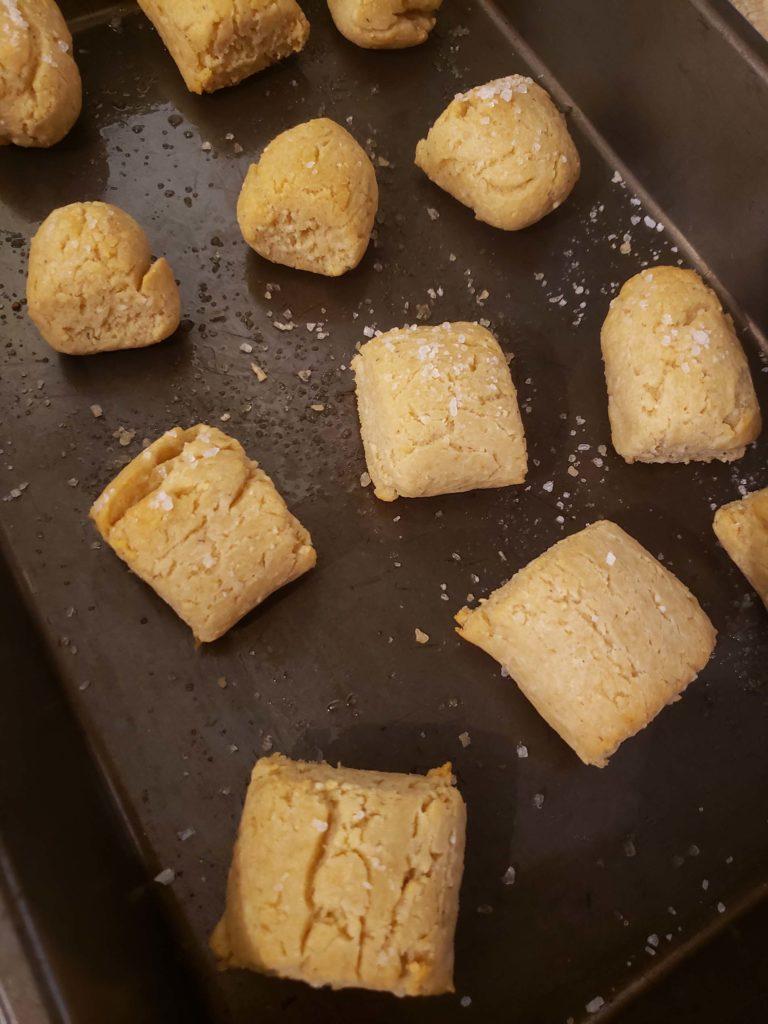 Gluten-free Pretzel Bites