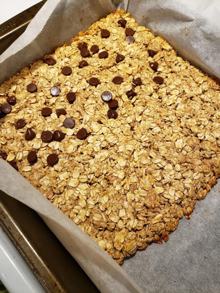 Gluten-free Snack Bar recipe