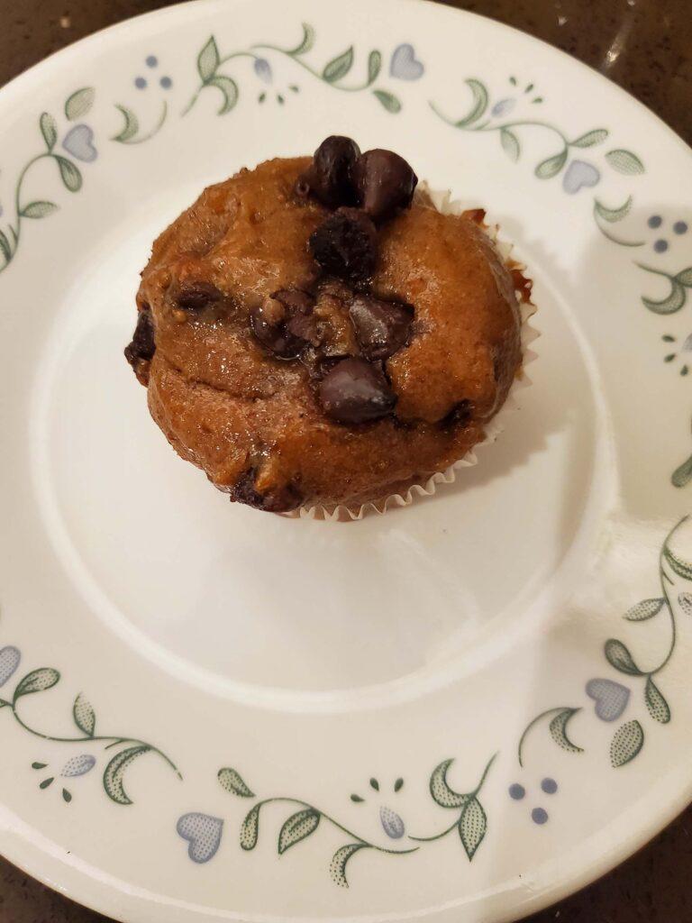 Peanut Buttery Muffin
