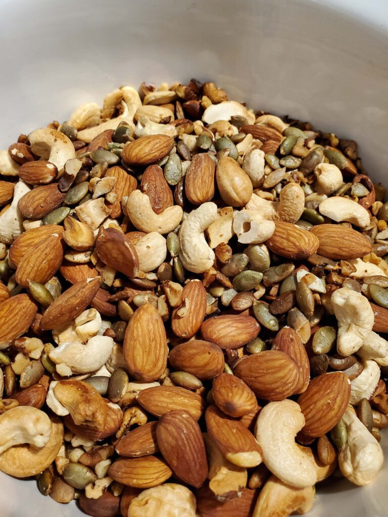 Tasty Trail Mix Snack