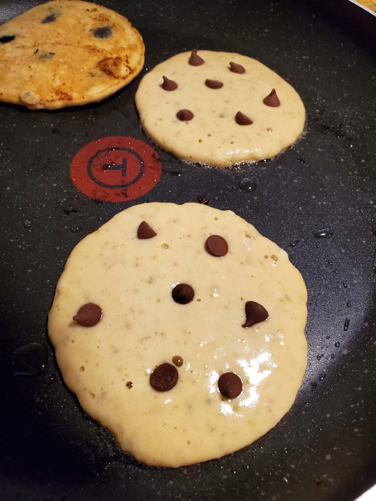 High Protein Gluten-free Pancake