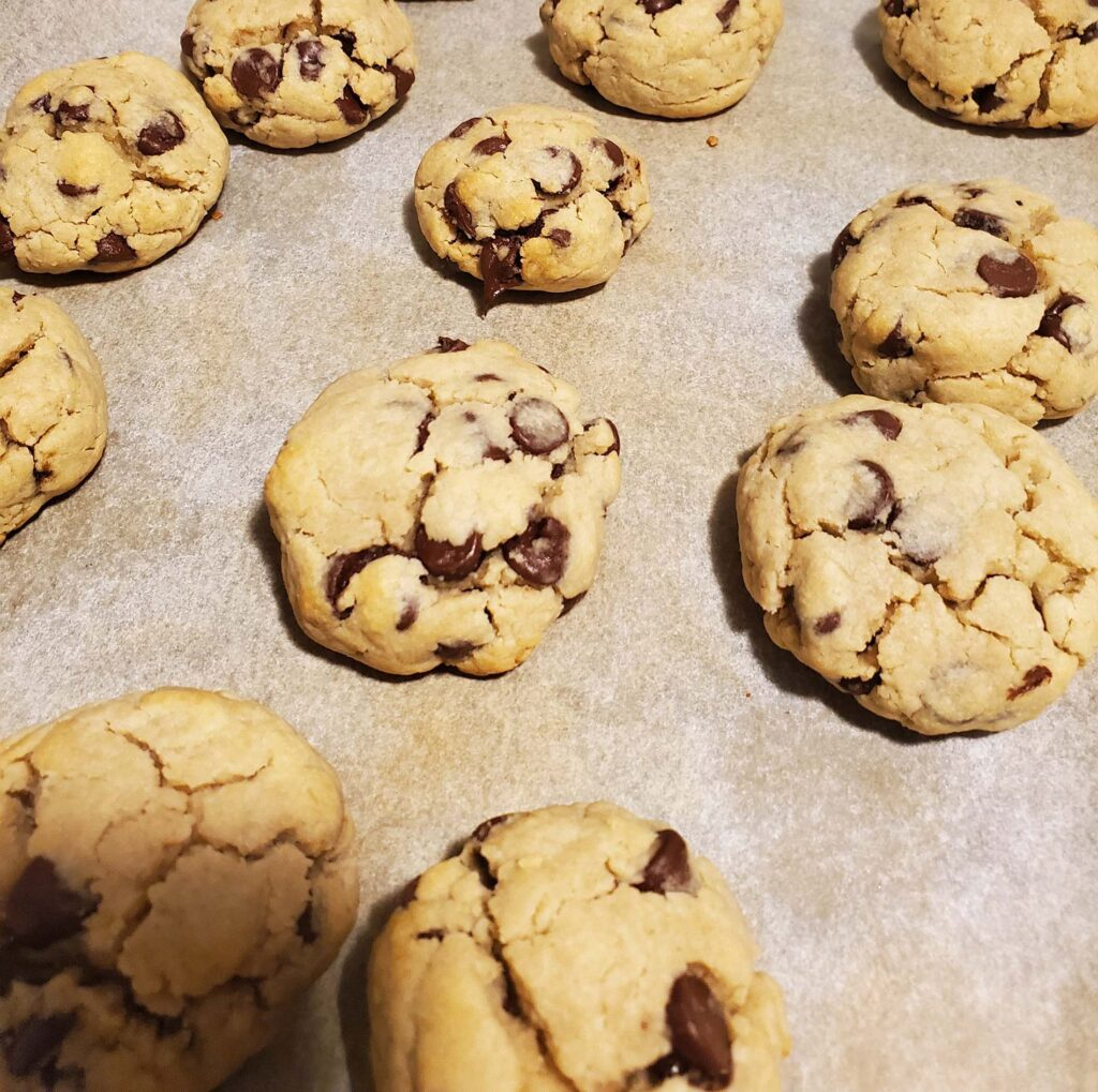 Flavorful Chocolate Chip Cookie