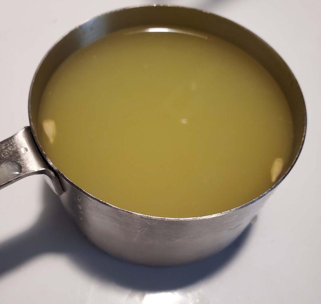 Hydrating lemonade for the body